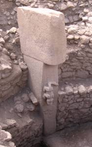 Certainty at Göbekli Tepe, carving stone structure