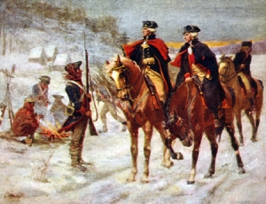 Humble Confidence: Washington and Lafayette had the humble confidence to become heroes.