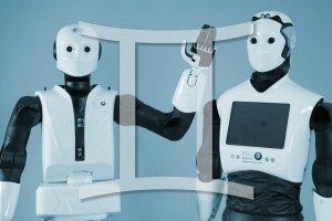Art Quality: Gemini robots