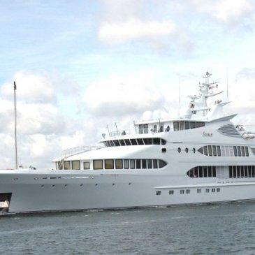 Positive Mental Attitude: Yacht