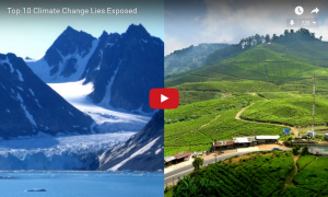 YouTube video thumbnail for Top 10 Climate Change Lies Exposed