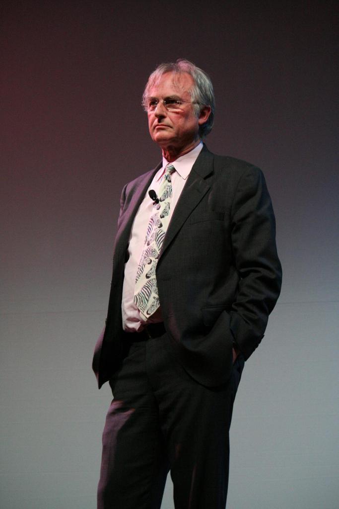 Atheist: Richard Dawkins