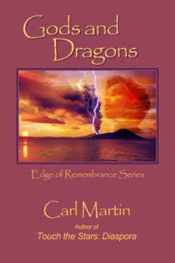 Book Cover: Gods and Dragons