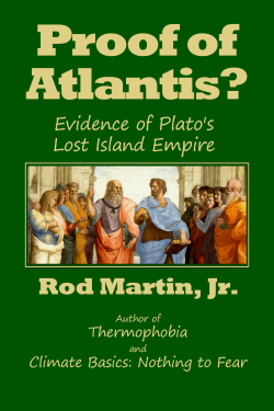 Book Cover: Proof of Atlantis?