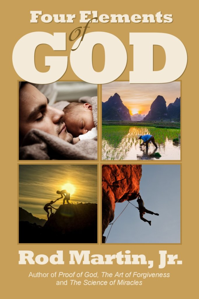 Book Cover: Four Elements of God