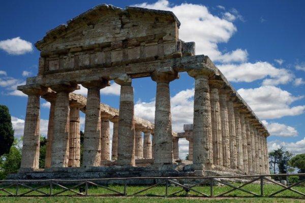 Temple of Ceres (Athena), Paestum