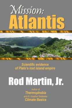 Book Cover: Mission: Atlantis?