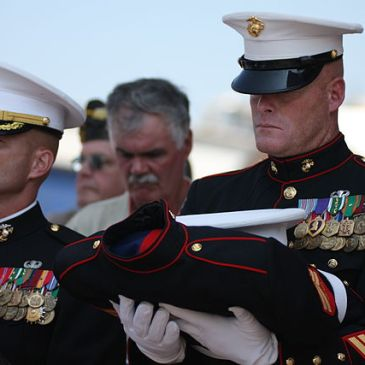 Marine Corps officers, the epitome of self-discipline